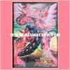 Yu-Gi-Oh! ZEXAL OCG Duelist Card Protector / Sleeve - Neo Galaxy-Eyes Photon Dragon [Used] x50