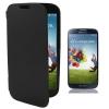 Case เคส แบบซอง+ซิลิโคน สีดำ Samsung GALAXY S4 IV (i9500)
