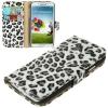 Case เคส Grey Leopard Samsung GALAXY S4 IV (i9500) redictshop