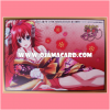 Chara Sleeve Collection HG Mat Series : [High School DxD BorN] Rias Gremory (No.MT210) 65ct. 99%