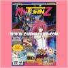 My Turn Z Magazine Vol.4 + 3 Promo Cards