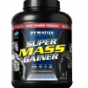 Dymatize Nutrition Super Mass Gainer 6LB, chocolate