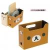กล่องจัดระเบียบ ลาย Rilakkuma หมีน้ำตาล