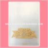 Yu-Gi-Oh! ZEXAL OCG Duelist Card Protector / Sleeve - Gold 38ct. 95%