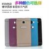 (025-055)เคสมือถือซัมซุง Case Samsung A5 (2016) เคสกรอบบัมเปอร์โลหะฝาหลังอะคริลิคทูโทน