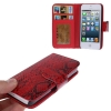 Case เคส Snakeskin iPhone 5 (Red)