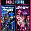 Monster High Double Feature: Friday Night Frights & Why Do Ghouls Fall In Love / มอนสเตอร์ไฮ รวม 2 ตอนสุดแซบ: ศึกศุกร์ซิ่งสองเท้า&ปิ๊งหัวใจยัยปีศาจ