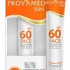 PROVAMED SUN SPF 60 30 G BEIGE COLOR