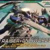 OO RAISER+GN SWORD III Metallic Ver. Limited Expo 2010