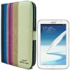 Case เคส Color Stripe Samsung Galaxy Note 8.0 (N5100)