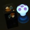 โคมไฟเห็ด รุ่นใหม่ล่าสุด สีของแสงไฟจะเปลี่ยนไปเรื่อยๆ 7 สี (ซื้อ 6 ชิ้น ราคาส่ง 70 บาท/ชิ้น)