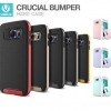 Verus : Crucial Bumper Dual Layered Case Cover For Samsung Galaxy S6