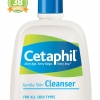 Cetaphil เซตาฟิล Cetaphil Gentle Skin Cleanser เซตาฟิลล้างหน้า สำหรับผิวบอบบาง สูตรสำหรับผู้ที่มีผิวแห้ง แพ้ง่าย รุ่นหัวปั๊ม 500ml
