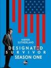 Designated Survivor Season 1 (บรรยายไทย 4 แผ่นจบ+แถมปกฟรี)