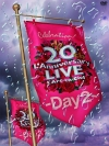 L'arc-en-Ciel: 20th L'Anniversary Live-Day 2 ( 2 แผ่นจบ)