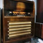วิทยุหลอด tonfunk Violetta W632 ปี1955 รหัส4959tf