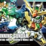 HGBF 1/144 Winning Gundam