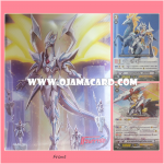 VG Card Binder 4 Pocket Vol.2 (Blaster Blade Seeker & Seeker, Thing Saver Dragon)