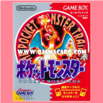 Pokémon Red Version for Nintendo Game Boy Game Cartridge Only (JP) 95%