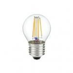 หลอดไฟLED Filament Bulb G45 4W ขั้วE27
