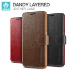 Verus : Dandy Layered Leather Wallet Case Cover For Samsung Galaxy S6