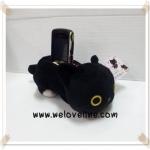 ที่วางมือถือ ลายแมวดำ Kutsushita (ซื้อ 3 ชิ้น ราคาส่งชิ้นละ 130 บาท)