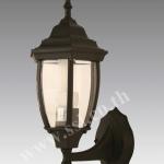 โคมไฟผนังนอกบ้าน SL-10-5018W-BK