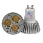 LED Spotlight GU10 3W 220V Dim
