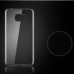 (436-094)เคสมือถือซัมซุงโน๊ต Case Note4 เคสนิ่มใสคลุมเครื่องพื้นหลังเป็นลายจุดเล็กๆ กันรอยนิ้วมือ
