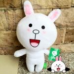 ตุ๊กตา Line cony หน้ายิ้ม ขนาด 30 cm.