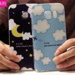 (440-028)เคสมือถือซัมซุง Case Samsung S6 Edge เคสนิ่มพื้นหลังลายสวยๆน่ารักๆ