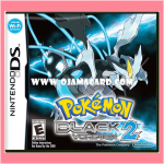 Pokémon Black Version 2 for Nintendo DS (US) 95%