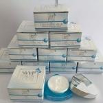 "SWP Collagen Milk Premium Mask ครีมมาร์คหน้าขาวใส มีส่วนผสมของ""น้ำนมและคอลลาเจนเข้มข้น"""