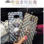 (442-001)เคสมือถือซัมซุง Case Samsung S6 เคสนิ่มแฟชั่น Chic&Street 3D พร้อมแหวนตั้งโทรศัพท์