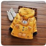 เสื้อกันหนาวหมีน้อย สำหรับอายุ 1-4 ปี น่ารักมากค่ะ