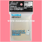 Bushiroad Collection Mini Deck Protector / Sleeve - Transparent x50