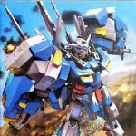 HG 00 (09) 1/100 GN-001/hs-A01 Gundam Avalanche Exia