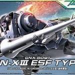 HG OO (36) 1/144 GNX-609T GN-X III ESF Type