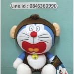 ตุ๊กตาโดเรม่อน Doraemon 12 ราศี ปีลิง ขนาด 7 นิ้ว ลิขสิทธิ์แท้