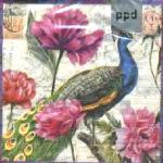 7735 Bird & Flower