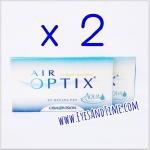 Air Optix Aqua ซื้อ 2 กล่อง กล่องละ 475 บาท