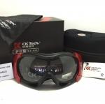 แว่นตามอเตอร์ครอส CK Tech CKY-053 <ดำ-แดง>