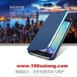 (535-025)เคสมือถือซัมซุง Case Note5 เคสพลาสติกใส Clear View Cover สวยหรูไฮโซ