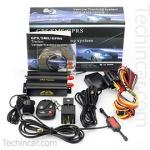 GPS Tracking ติดตามรถ + ดักฟัง + ตัดไฟ + ตัดน้ำมัน + สั่งดับเครื่อง รุ่น TK103B ของแท้ 100%