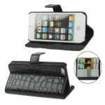 Case เคส Crocodile iPhone 5
