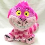 ตุ๊กตาแมว Cheshire cat ขนาด 13 นิ้ว
