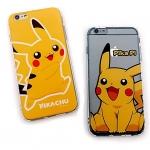 (436-136)เคสมือถือไอโฟน Case iPhone 6Plus/6S Plus เคสนิ่มลายโปเกม่อน