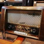 วิทยุหลอดlowe opta ปี1955 รหัส8659tr