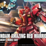 HGBF 1/144 Gundam Amazing Red Warrior