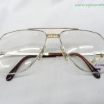 แว่นตา Rodenstock แนว Retro / Vintage กรอบคล้ายหกเหลี่ยม รุ่น 002WG B140